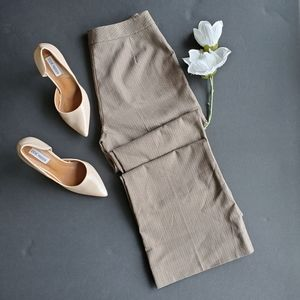 Antonio Melani Tan Trousers